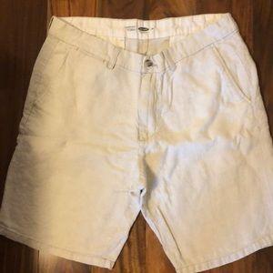 Other - Old Navy Linen Shorts NWOT SZ 36